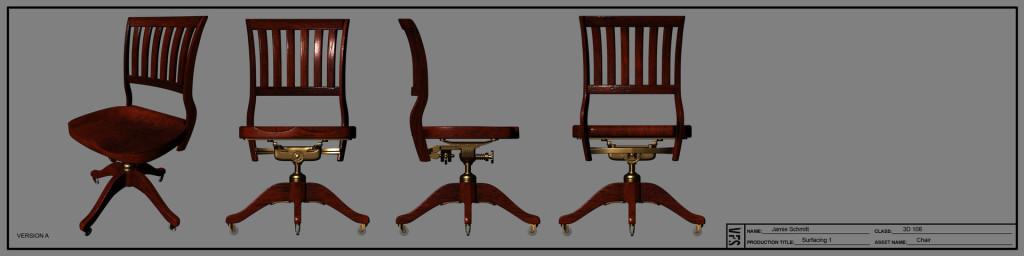 jamie-schmitt-3d108-jamieschmitt-stilllife-chair-textured-fin